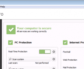 Avira Anti Virus Pro – new core with the fastest malware engine