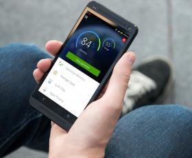Der Android Optimizer geht an den Start