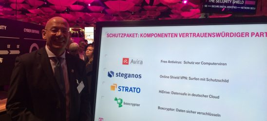 Deutsche Telekom Security Package Featuring Avira