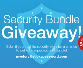 Big Giveaway: Share Your Internet Security Story!