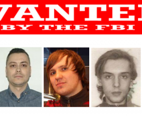 Get a total of $4,2 million for the FBI's most wanted hackers