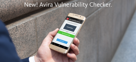 Avira Android Vulnerability Checker
