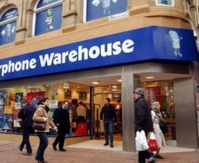 Carphone Warehouse: Data of up to 2.4 million customers at risk