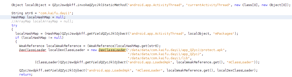 Shedun: adware/malware family threatening your Android