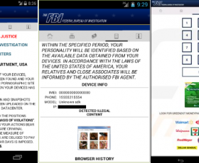 Phones Under Attack By New Mobile Ransomware