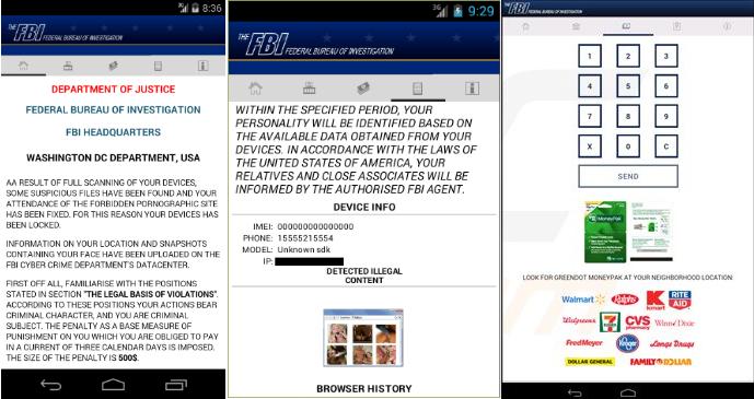 FBI online dating avvertimento Come faccio a scrivere un profilo di appuntamenti