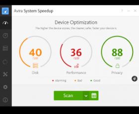 Avira System Speedup: Welcome to the beta!