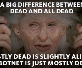 UPDATE: Dridex / Bugat botnet is alive