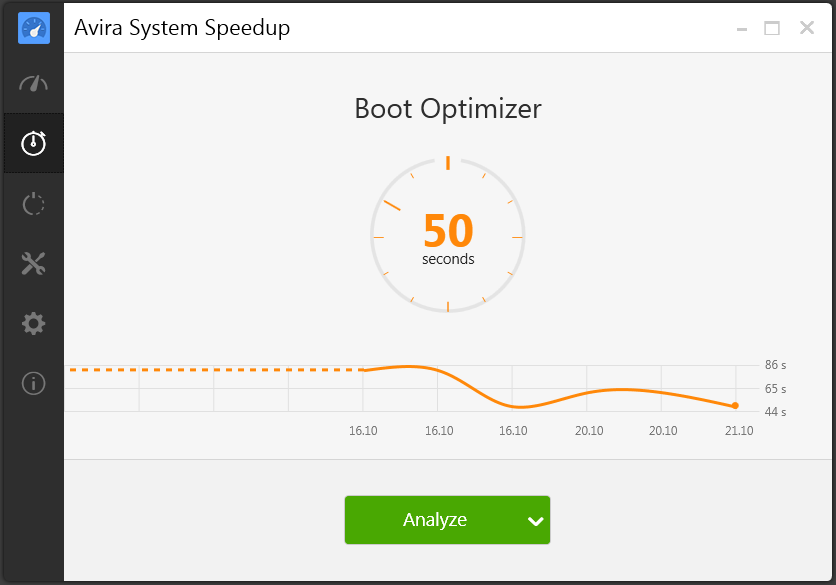 Speedup 2.0 - Boot Optimizer EN
