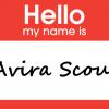 Das Kind hat einen Namen: Avira Scout