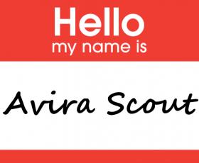 Date il benvenuto ad Avira Scout…