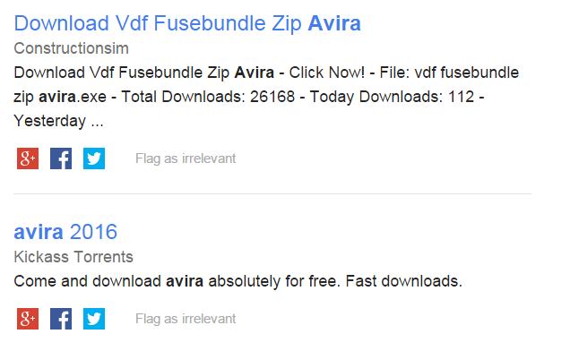 Download avira software updater.