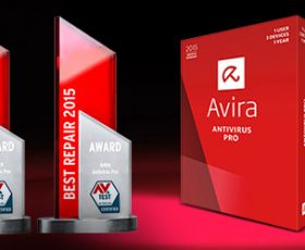 Avira wins two AV Test awards for its quiet approach to usability and repair