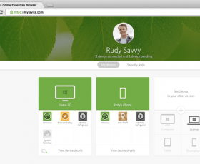 Go remote with Avira Online Essentials Dashboard and TeamViewer