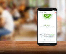 The new Avira Phantom VPN: Stop exposing yourself online!