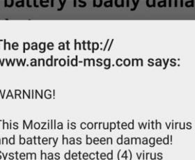 No, your battery doesn't have a virus