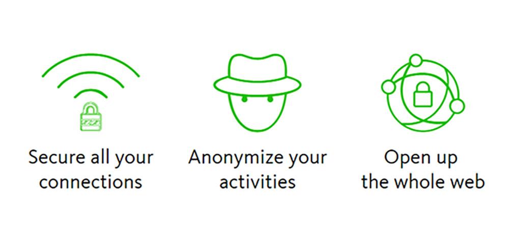 Phantom VPN - The art of hiding in plain sight