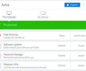UPDATED: Add exceptions for Avira Antivirus in 6 simple steps