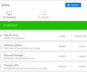 Ajouter des exceptions pour Avira Antivirus en 6 étapes simples