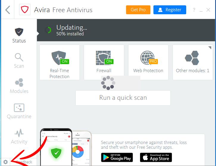 Aktualisiert Avira Antivirus Ausnahmen Hinzufugen In Sechs