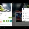 Adware puts on football championship kit