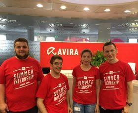 Summer Internship @Avira: welcome on board!