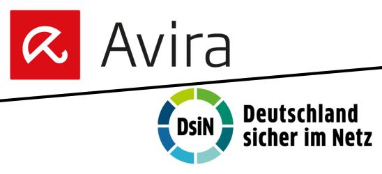 Avira ist Mitglied von DsiN, Deutschland sicher im Netz