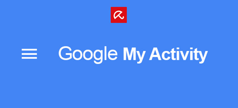 Privacy: Google My Activity displays collected data