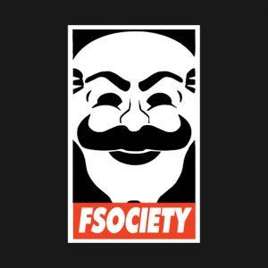 FSociety Mr. Robot Ransomware
