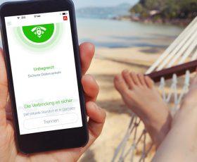 Zeit für einen richtigen Urlaub – und das mit voller VPN-Abdeckung!