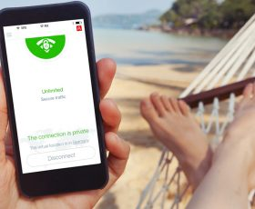 Get a real vacation – and full VPN coverage