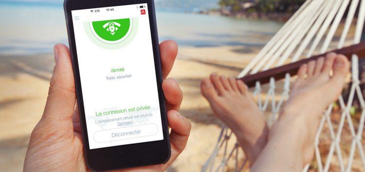 Profitez de vraies vacances et d'une couverture VPN