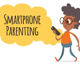 Infographic: tips and tricks for smartphone parenting