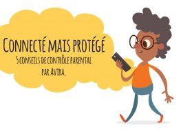 Infographie : Assurer votre rôle parental en matière de smartphone