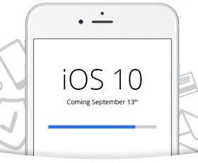 iOS 10 is coming! See how to keep your personal data from erasing