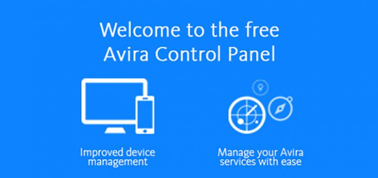 Avira Connect – your free control panel to manage your device