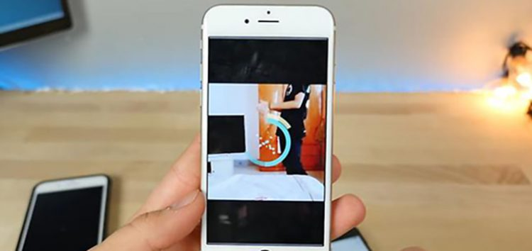 Beware! This video will crash your iPhone!