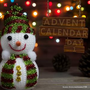 Avira Advent calendar - Day 1