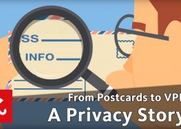 Video: From Postcards to VPN – A Privacy Story