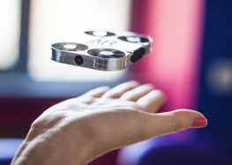 AirSelfie: A drone for your selfies