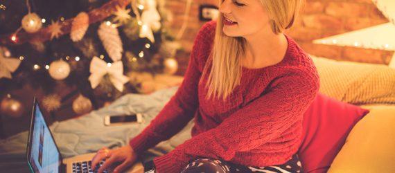 Sicheres Online-Shopping in der Weihnachtszeit