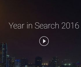 Die Top 5 Google Suchbegriffe von 2016