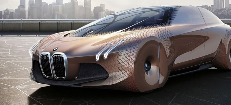 BMW: Can passion ever be truly autonomous? BMW: Kann Leidenschaft sich jemals selbstständig machen?