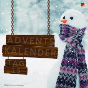 Avira Adventskalender - Tag 15