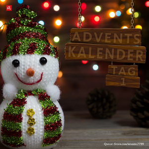 Avira Adventskalender - Tag 1