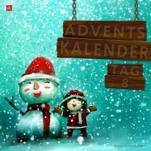Avira Adventskalender - Tag 8