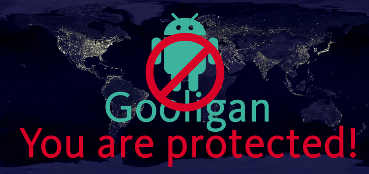 Gooligan steals more than 1m Google accounts