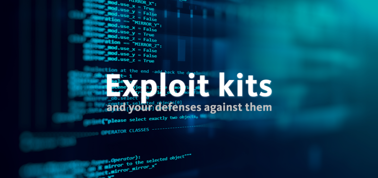 Exploit kits and the problem of do-nothing malware
