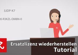 Video: So erhalten Sie Ihre Avira Lizenz wieder zurück
