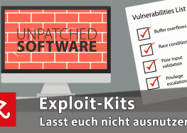 Video: Exploit-Kits: Lasst euch nicht ausnutzen!